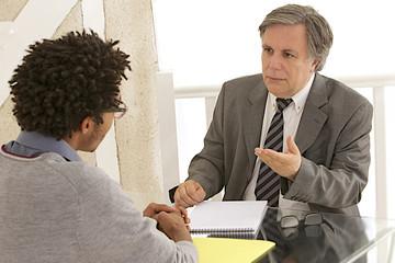Entretien d'embauche - Candidat