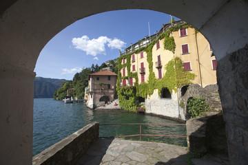 case sul lago di Como