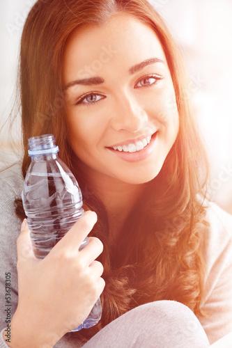 Water bottle pussy