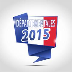 bulle origami cs5 : départementales 2015