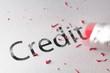 Erasing  Credit