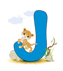 Alphabet, J Jaguar