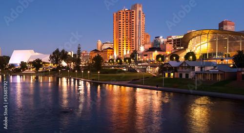Foto op Aluminium Australië Adelaide, Australia