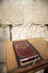 Book of Psalms at Wailing Wall