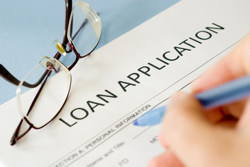 loan application form