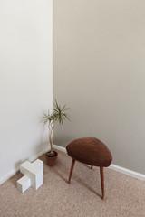 Modern Zen Interior Design Corner