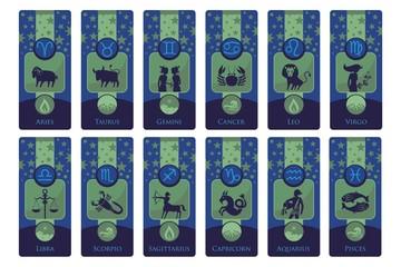 Zodiac Banners