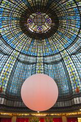 Jugendstil, Glaskuppel, Paris, Frankreich