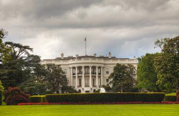 White House building in Washington, DC