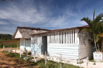Cuba - Vinales, Ferme