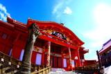 沖縄県那覇市の首里城