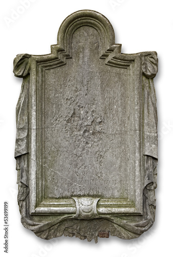 gravestone ancient