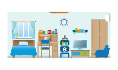 Boy's room / Type2