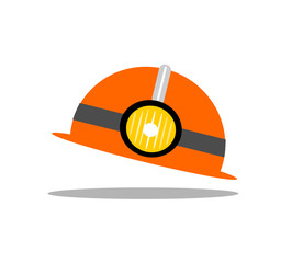 miners helmet with light