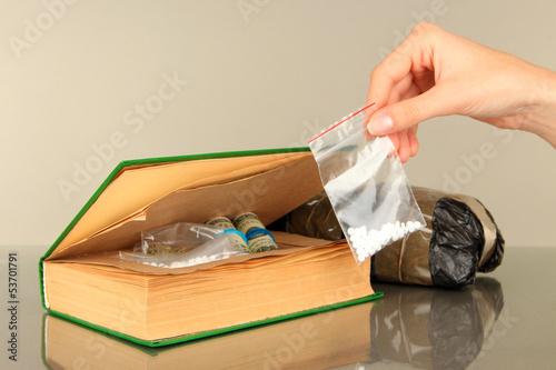 Как создать наркотик в арк