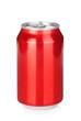 Leinwandbild Motiv Aluminum can