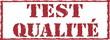 tampon test qualité