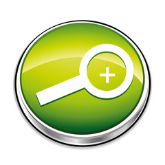 Green loop icon button. Zoom in. Enlarge.