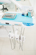Dentist's equipment