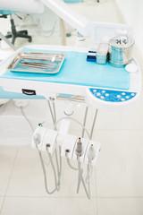 Dentist's equipment