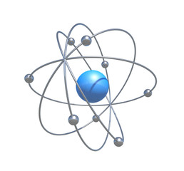 scientific atom particle