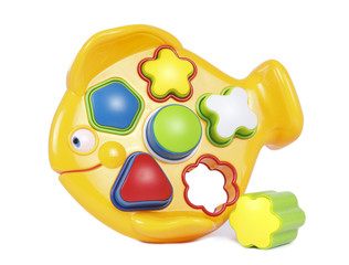 Plastic fish toy 3