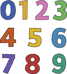 numbers pattern