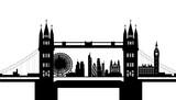 london skyline - 53713355