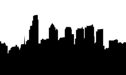 philidelphia skyline