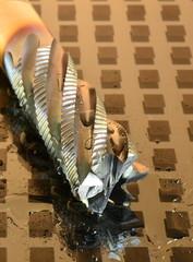 Fräser für Metallbearbeitung Schaftfräser