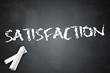 "Blackboard ""Satisfaction"""