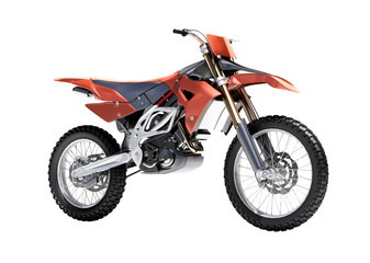 Sport bike enduro