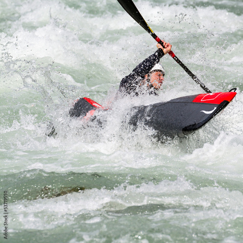 rapine in kayak