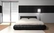 modern bedroom interior - Wohndesign - Schlafzimmer
