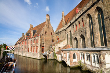 Historic center, Bruges