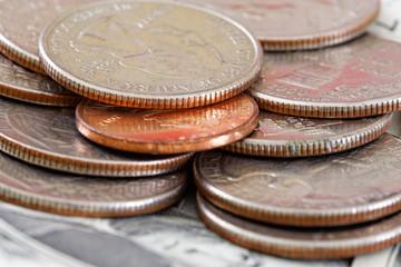 Money, Cash, Coins