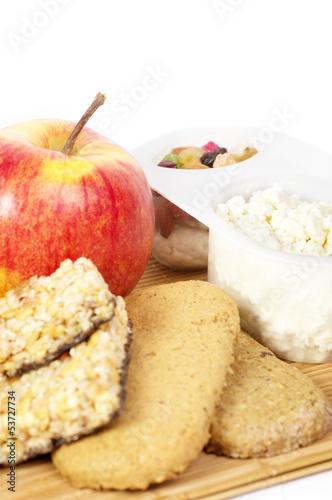 Tasty Breakfast Healthy food