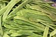 Grüne Bohnen, Hintergrund