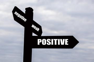 Positive Signpost.