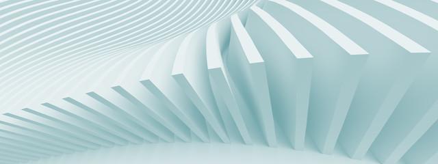 Panoramic Architecture Concept © Max Krasnov