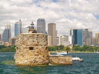Fort Denison, Sydney, Australia