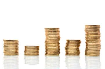 Monedas de un euro