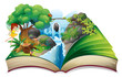 An enchanted book - 53733750
