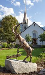 Wahrzeichen von Mayrhofen