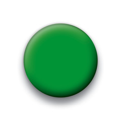 Vector flag button series Libia