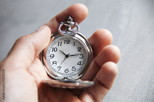 time on my hand