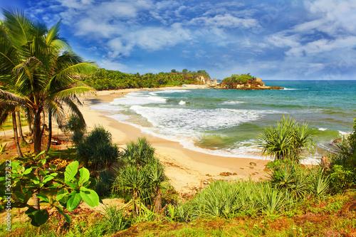 Foto op Plexiglas Indonesië Klayar beach