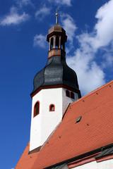 Auenkirche in Markkleeberg bei Leipzig
