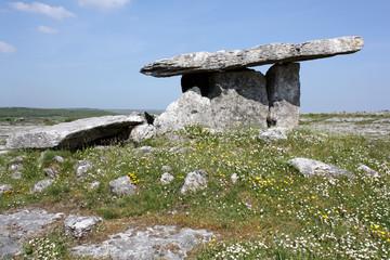 The Dolmen, Burren Irland