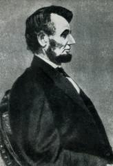 Abraham Lincoln (9. february, 1864)